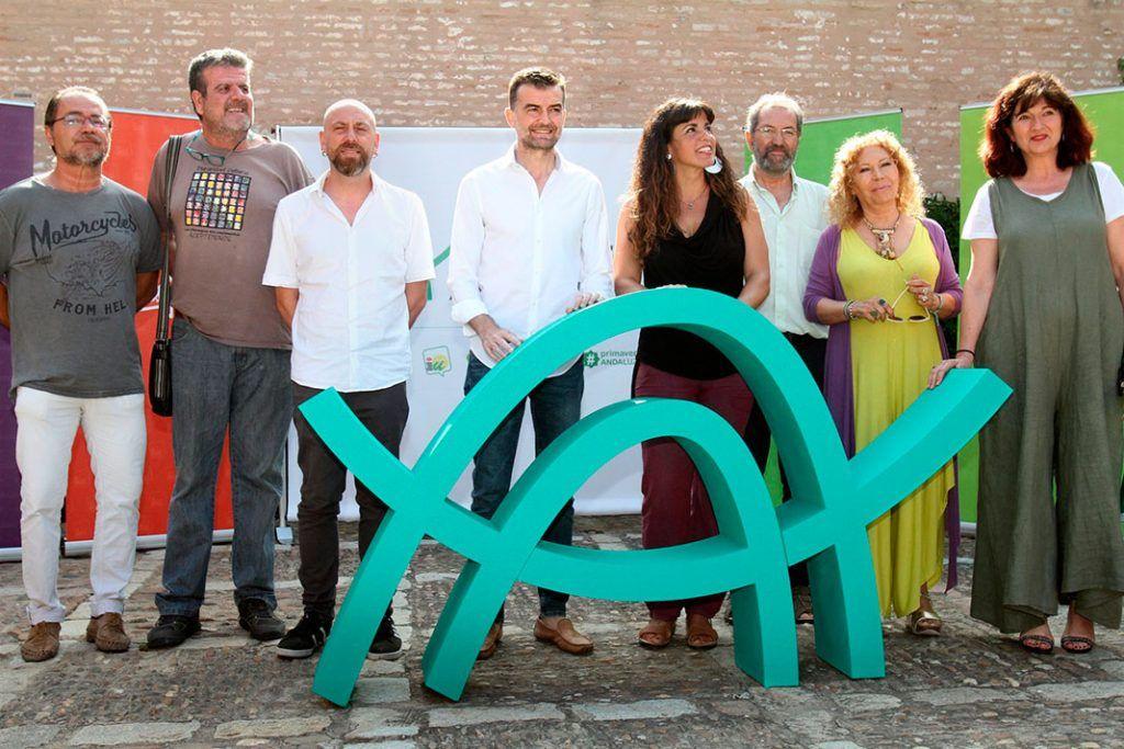 Aterrizamos en el branding político con Adelante Andalucía